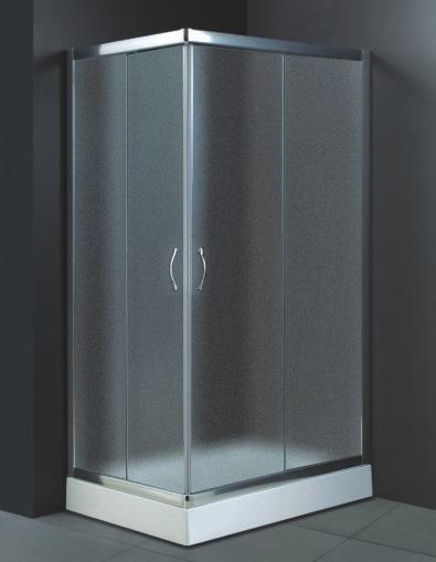Душевой уголок RGW Passage PA-46 1200x800x1850 профиль хром, стекло кора работа посуда мойщик
