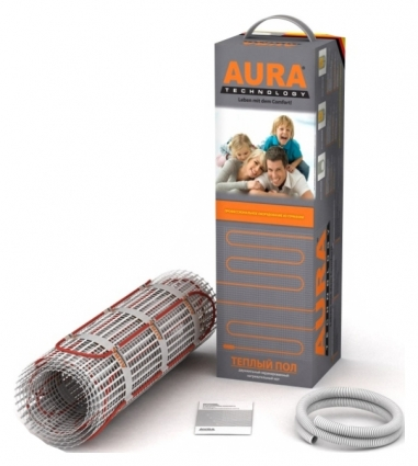 Теплый пол Aura Technology МТА 750-5,0