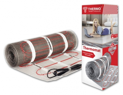 Теплый пол Thermo Thermomat TVK-130 2